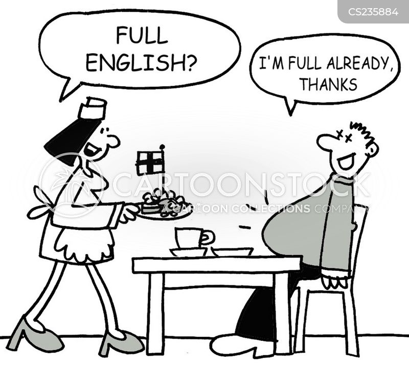 English cuisine cartoons and comics funny pictures from for Cuisine in english