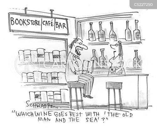 fictions cartoon