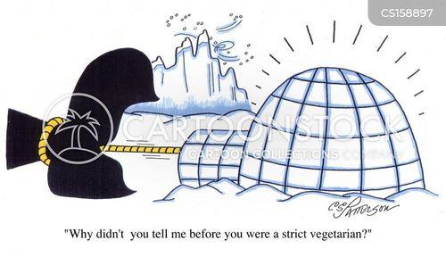 whale meat cartoon