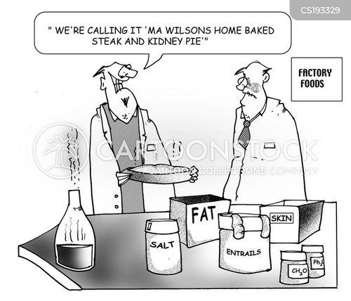 home-made cartoon