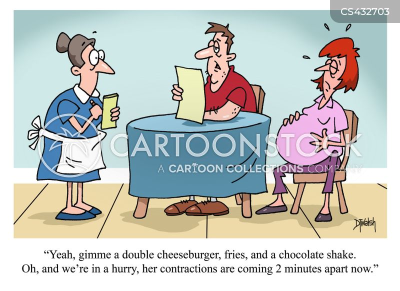 contractions cartoon