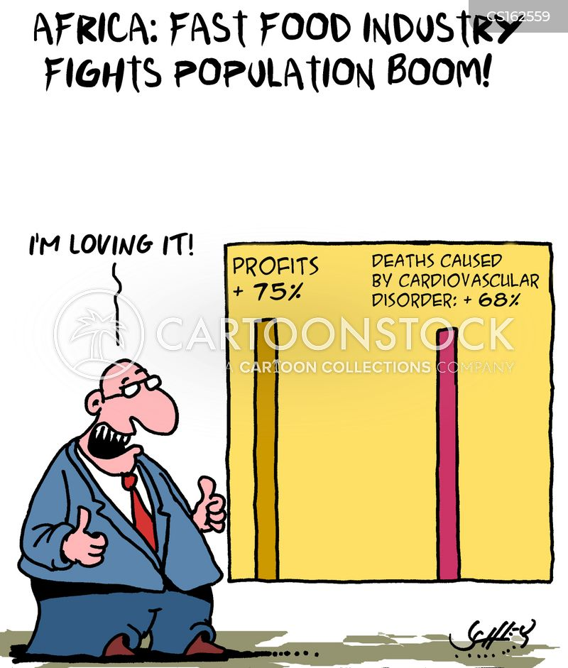 population boom cartoon