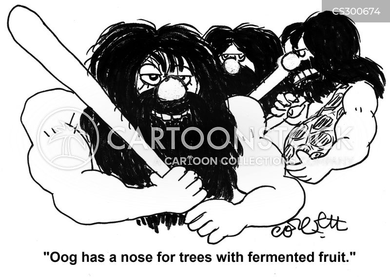 Fermented Cartoons and Comics - funny pictures from CartoonStock
