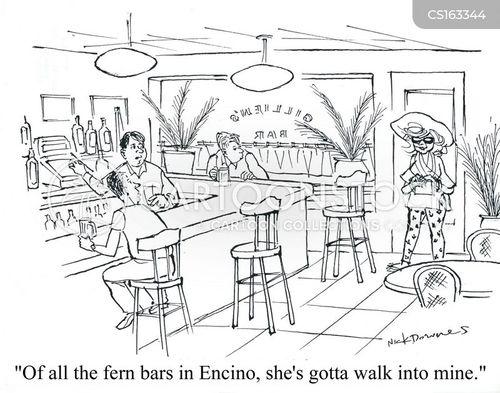 fern cartoon
