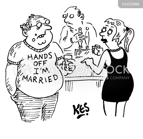 hands-off cartoon