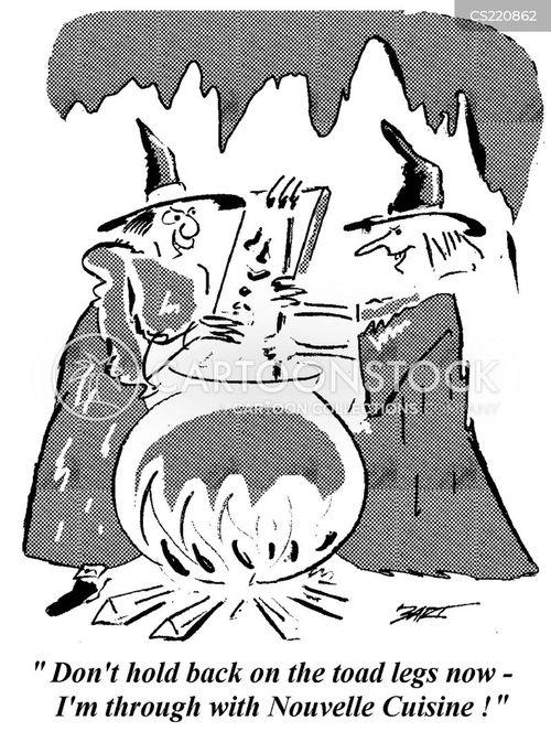 witches brew cartoon