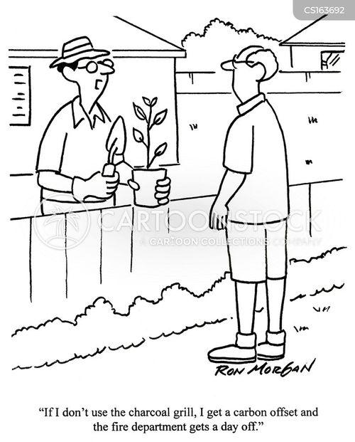 fire fighter cartoon