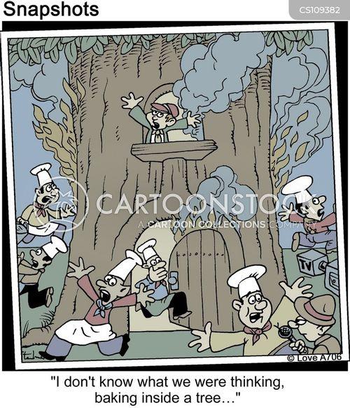 silly idea cartoon