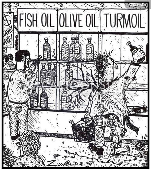 turmoil cartoon
