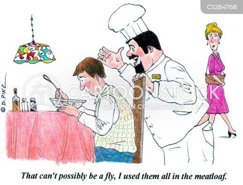 meatloaf cartoon