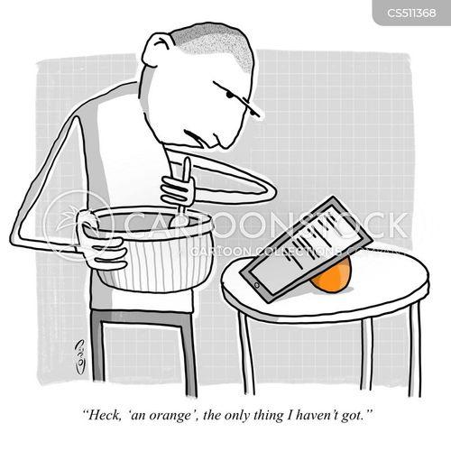 overlook cartoon