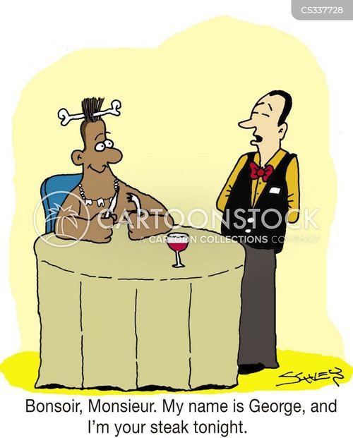 cannibalist cartoon