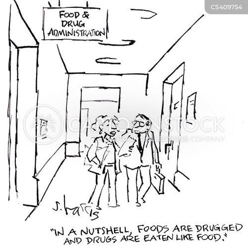 health and human services cartoon