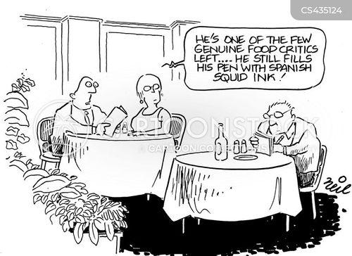 genuine cartoon
