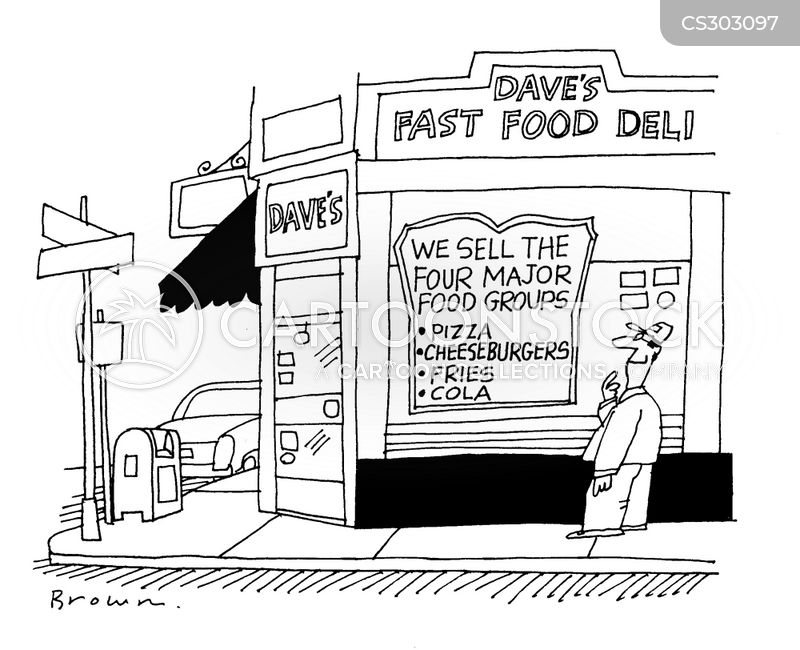 variety store cartoon