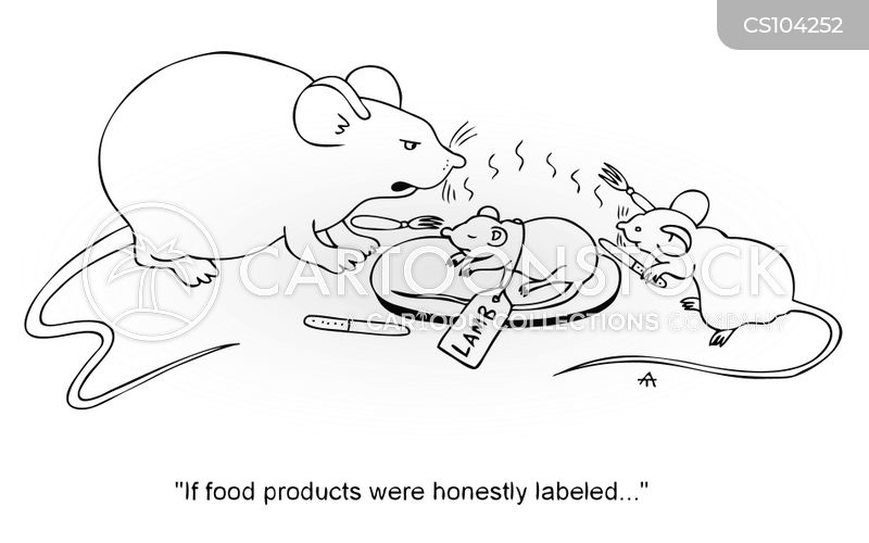 mislabel cartoon