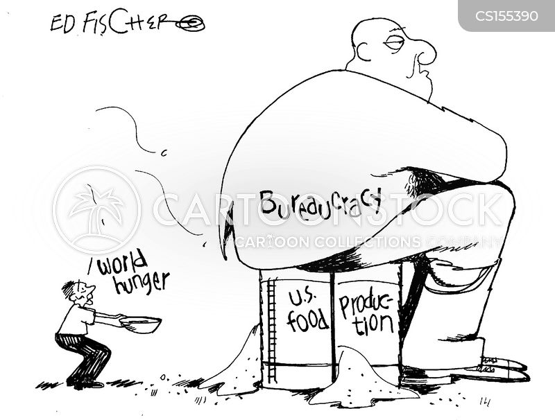 food produces cartoon