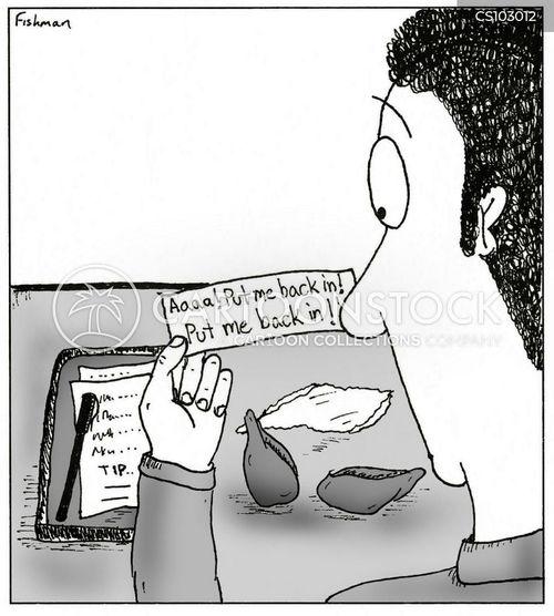 agoraphobics cartoon