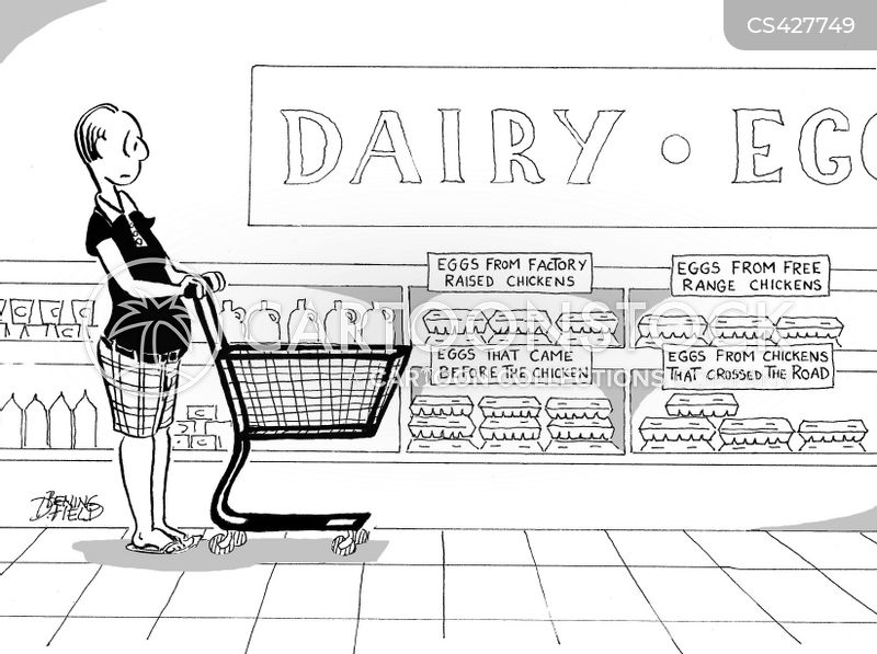 ethical foods cartoon