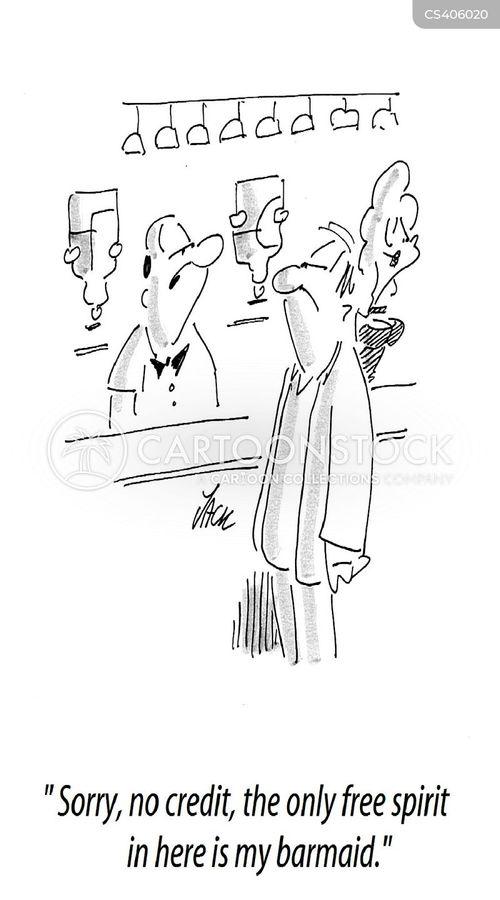 free spirit cartoon