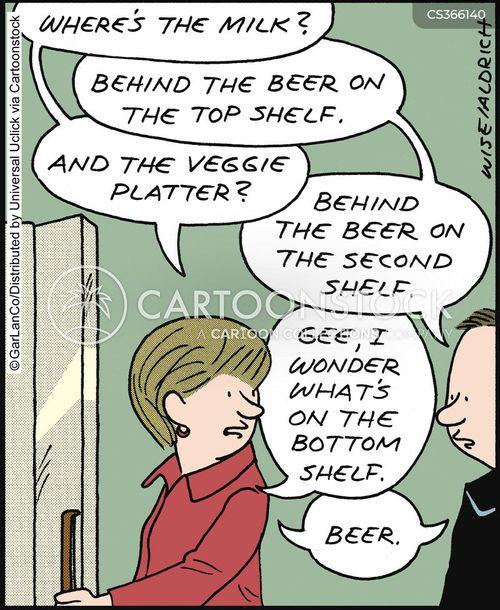 refrigeration cartoon