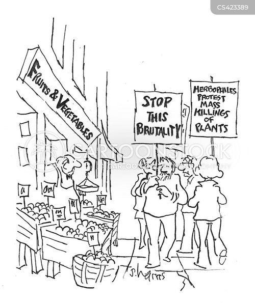 herbophile cartoon