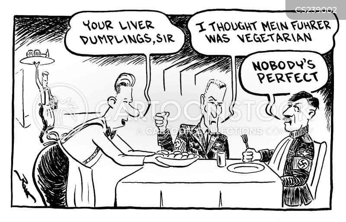 fuhrer cartoon
