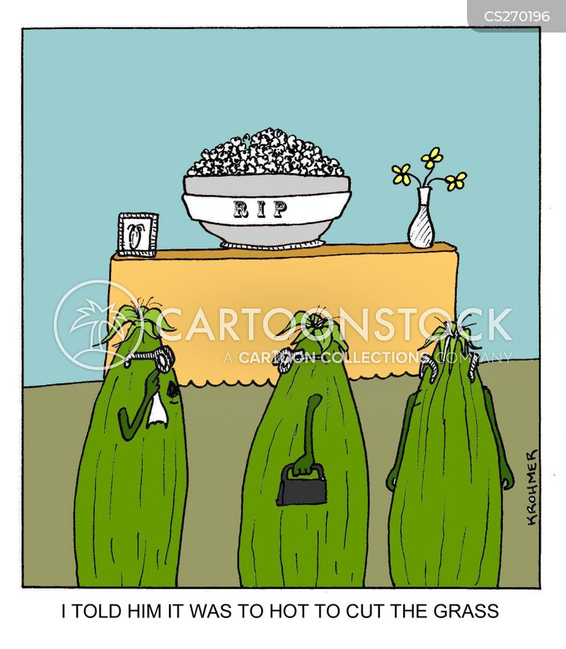 Pop Corn Cartoons And Comics Funny Pictures From Cartoonstock