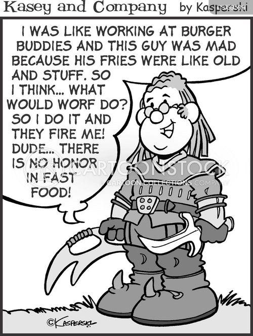 dishonour cartoon