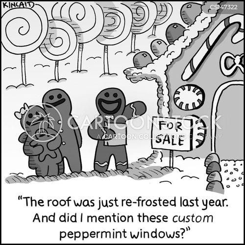 peppermint cartoon