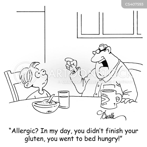 strictness cartoon