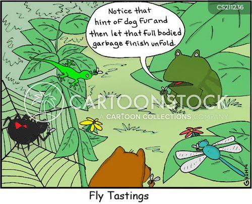 taste-buds cartoon