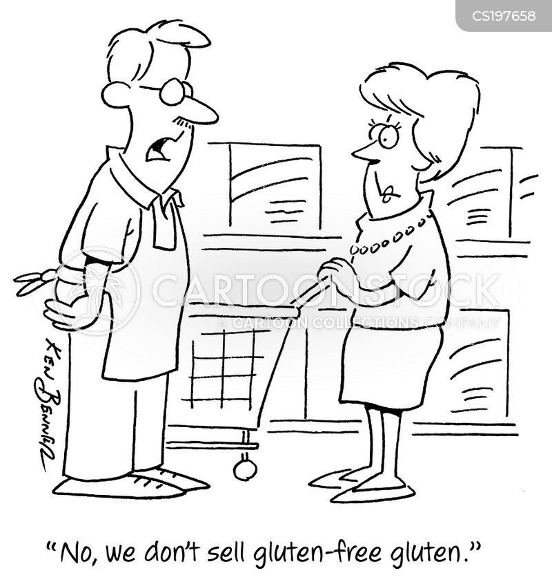 special diets cartoon