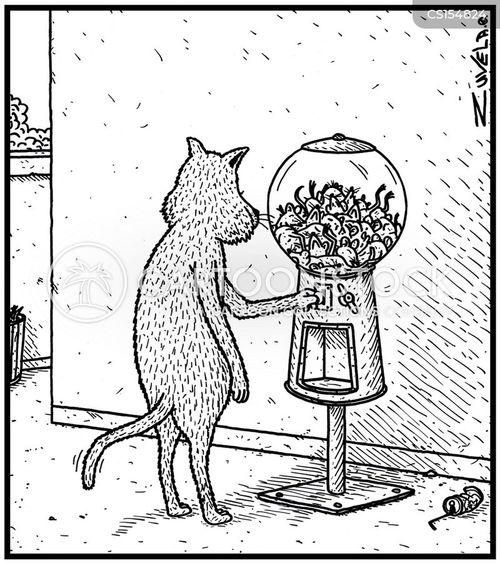 sweet machine cartoon