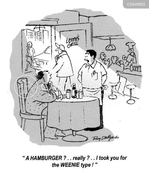 weenie cartoon