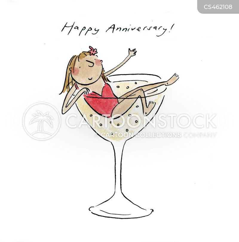 Happy Anniversary Cartoons and Comics - funny pictures from