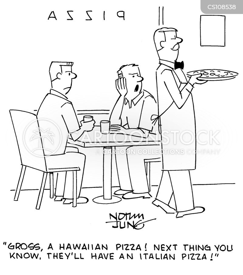 Hawaiian Pizza cartoons, Hawaiian Pizza cartoon, funny, Hawaiian Pizza picture, Hawaiian Pizza pictures, Hawaiian Pizza image, Hawaiian Pizza images, Hawaiian Pizza illustration, Hawaiian Pizza illustrations