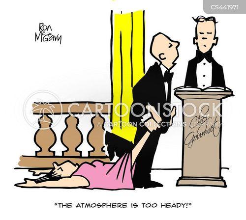 fainted cartoon