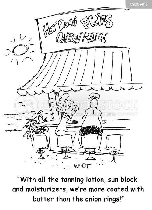 moisturizers cartoon