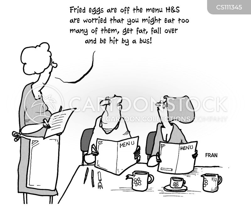 safety regulation cartoon