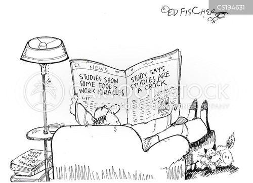 scientific studies cartoon