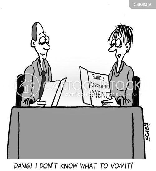 bulimics cartoon