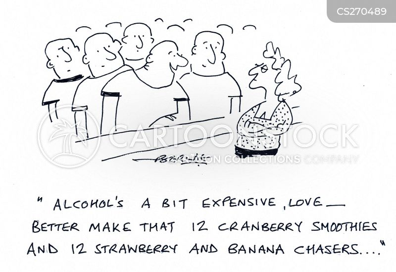 chasers cartoon