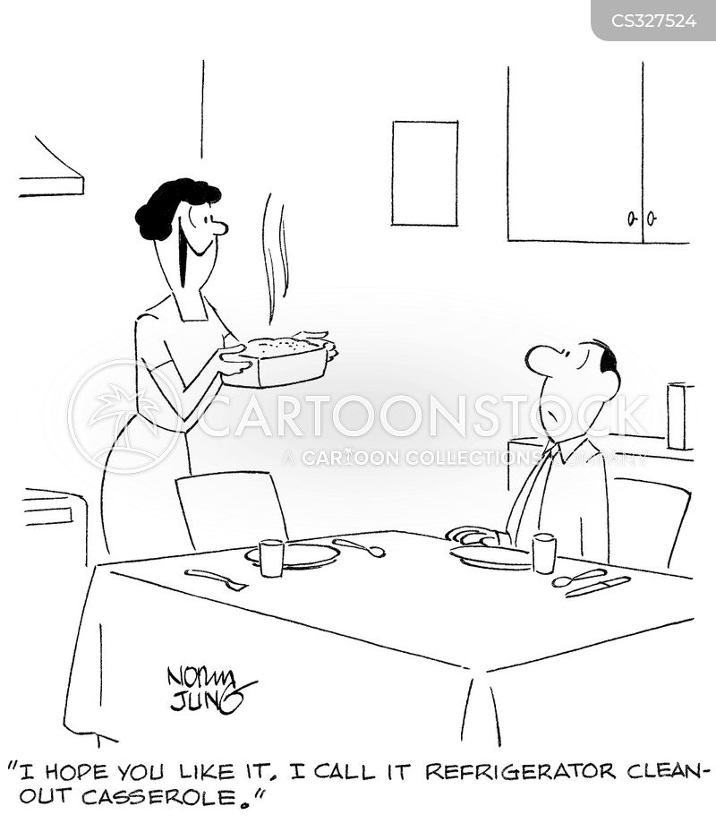 clean outs cartoon