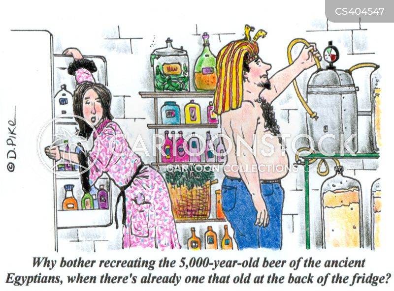 home brewer cartoon