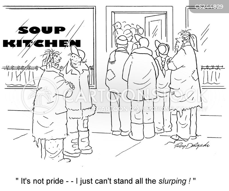 slurp cartoon