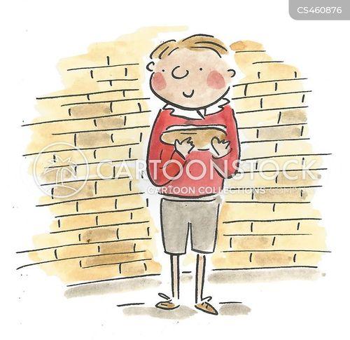 frankfurter cartoon