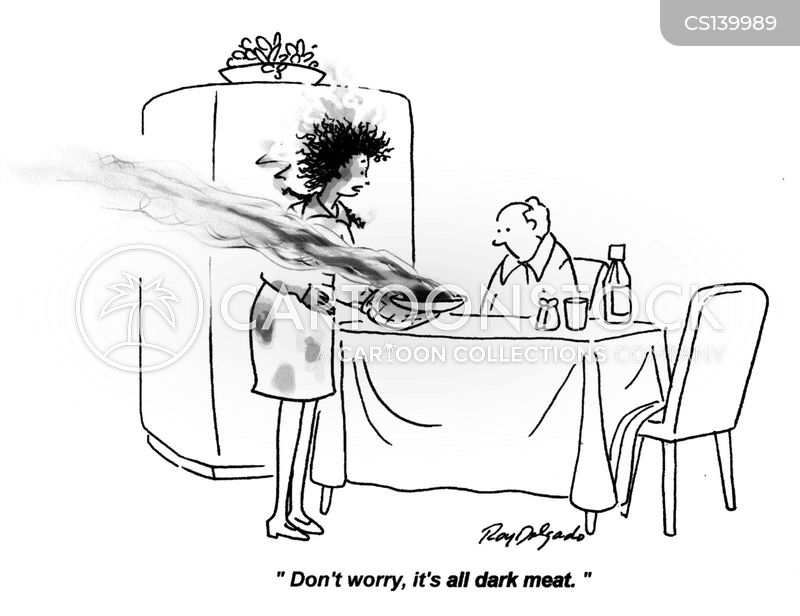 Dark Meats cartoons, Dark Meats cartoon, funny, Dark Meats picture, Dark Meats pictures, Dark Meats image, Dark Meats images, Dark Meats illustration, Dark Meats illustrations