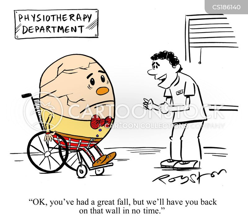 physiotherapy cartoon