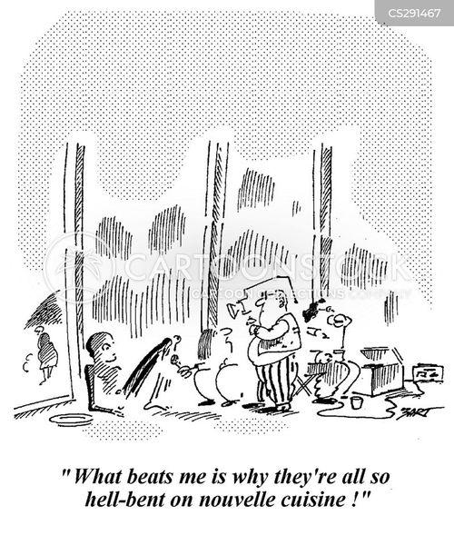 nouvelle cartoon